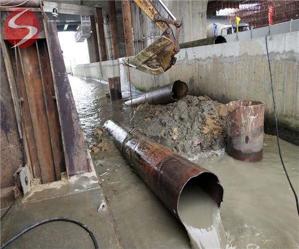 市政管道水下封堵(技术)