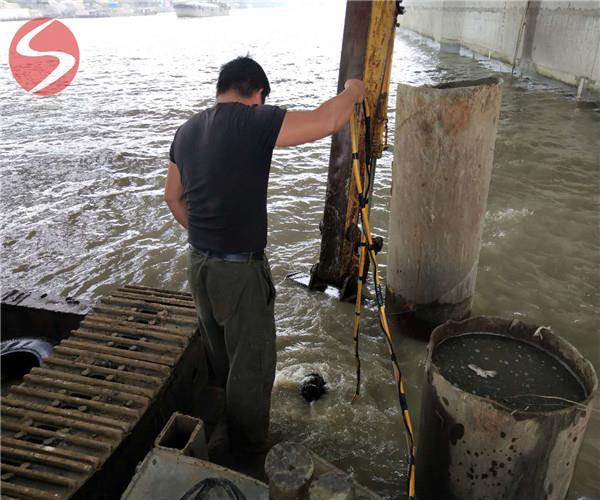 桥墩水下混凝土施工(我有一套)
