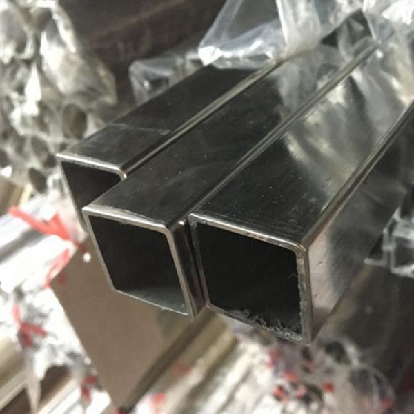 安庆304不锈钢小方管6*6*0.6多少