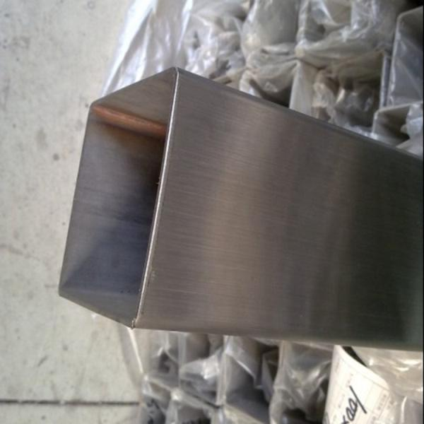 營口304不銹鋼小方管6*6*0.6公司