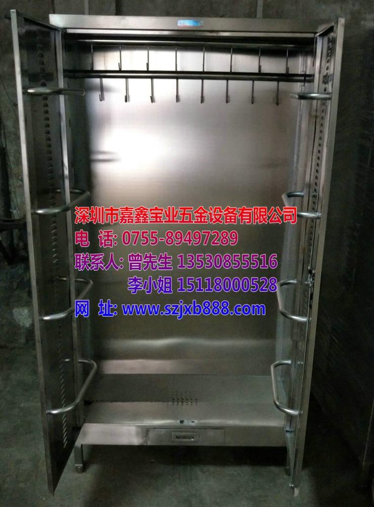 沈阳 304不锈钢拖把柜 扫把柜 杂物柜 工具柜 定制