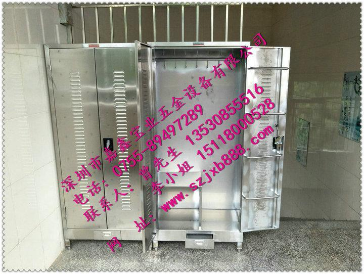哈尔滨 201不锈钢清洁柜 机场学校公司工厂酒店专用
