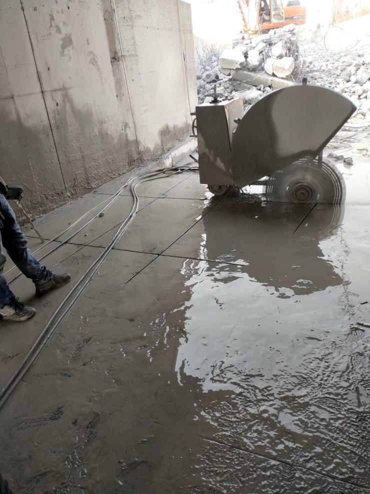 衡水钢筋混凝土切割