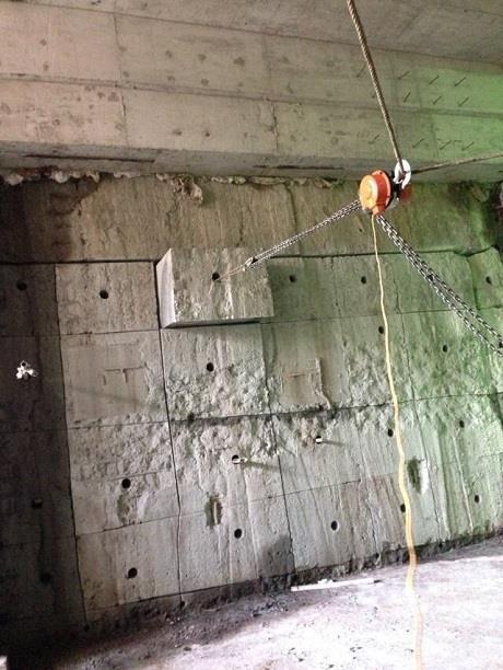 滦州钢筋混凝土切割混凝土静力切割