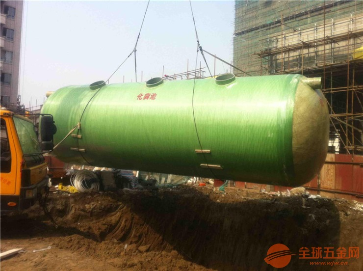 浙江省溫州市成品玻璃鋼化糞池指導報價