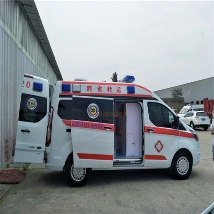文山120救护车出租-价格8元每公里