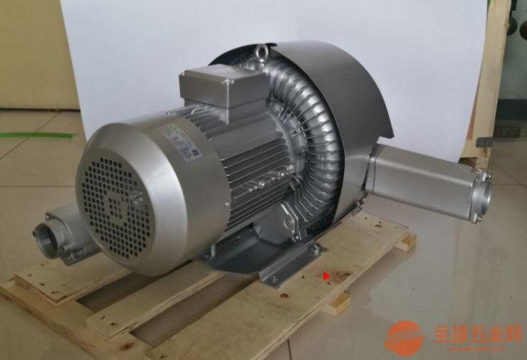 进口高压风机 曝气供氧高压风机 颗粒输送旋涡气泵
