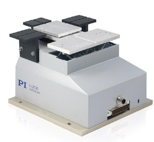 德国PI六轴对准系统H-206适用于光纤校准