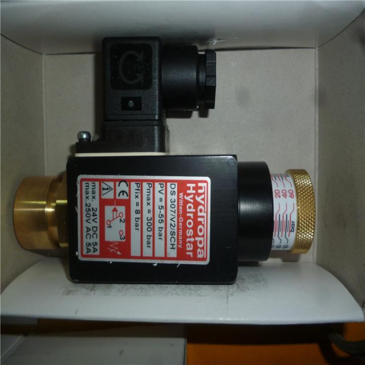 Hydropa HYKS-D-G-63双作用液压缸 参数描述