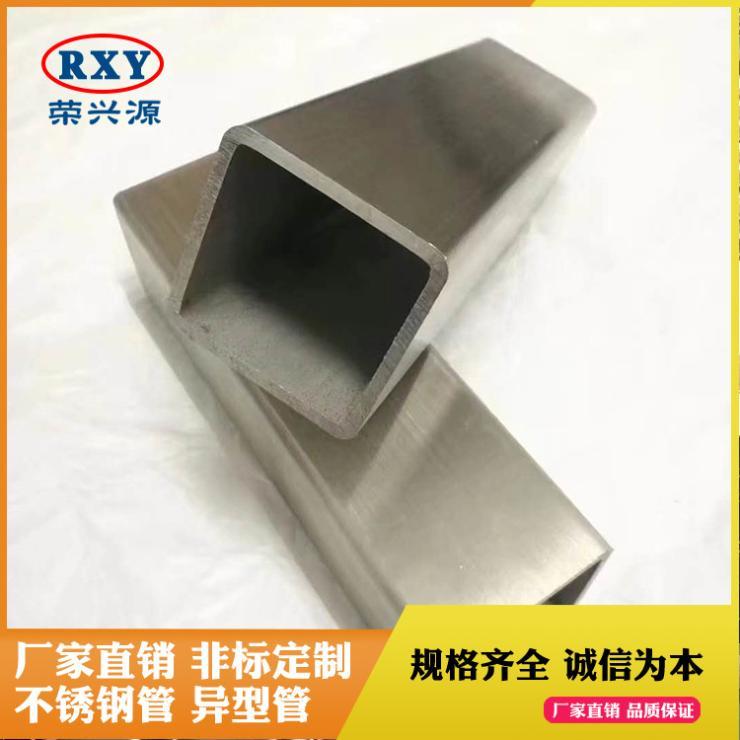 广东佛山优质不锈钢矩形管201,不锈钢大口径矩形管