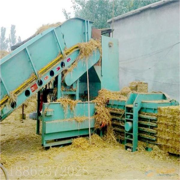 無錫廠家 麥秸打包機 玉米打包機