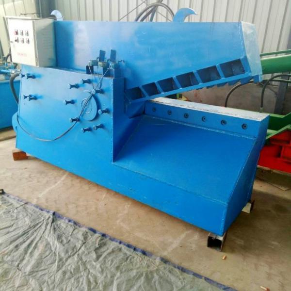 热卖 鳄鱼式废旧金属液压剪切机