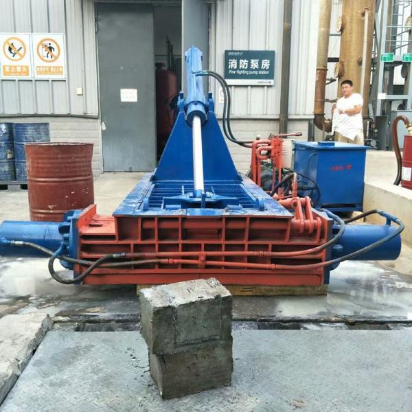 青縣立式雙缸金屬打包機廠直銷