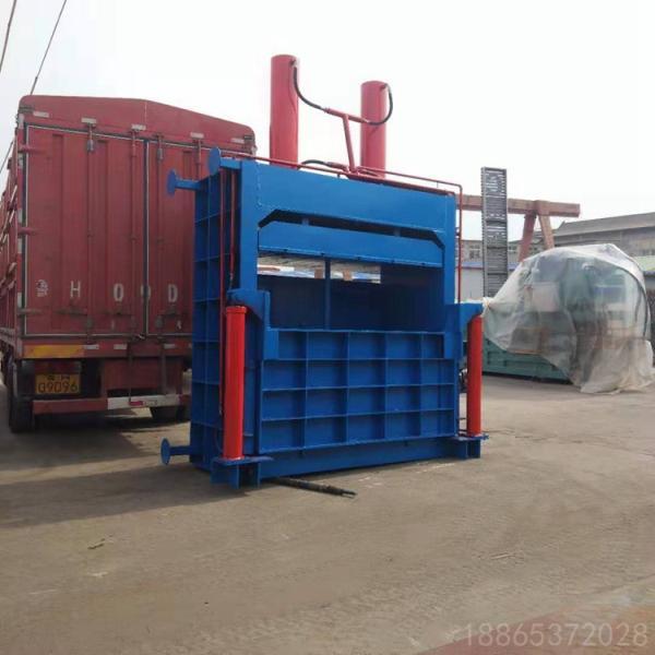 白云区立式60吨液压打包机掌柜热卖
