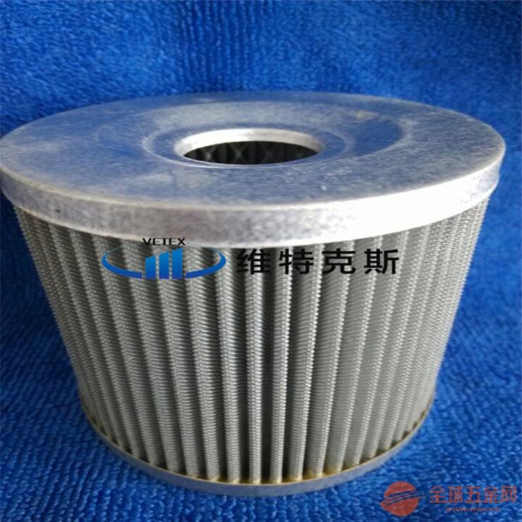 不锈钢320目除尘过滤筒水处理丝网过滤筒环保过滤筒