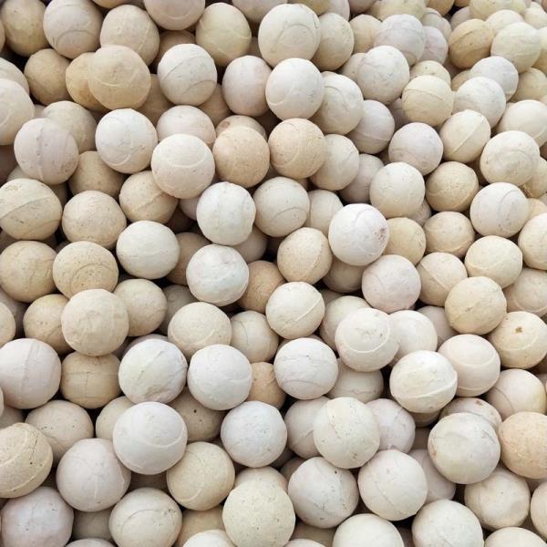 桦川县蓄热球高铝耐火球价格