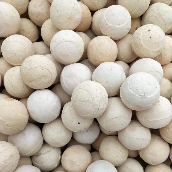 东风区蓄热球高铝耐火球价格