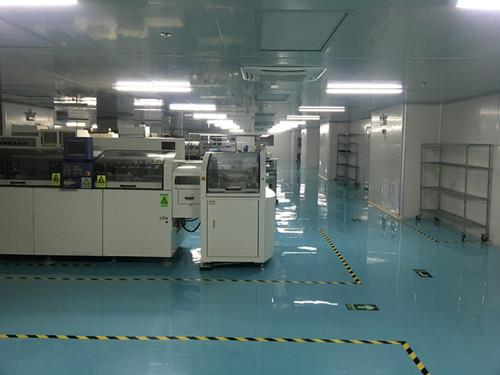 源头工厂提供永州无尘车间装饰工程公司