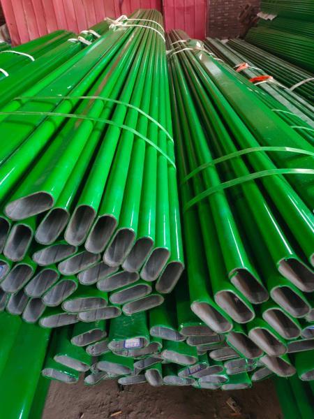 安國市包塑大棚管生產廠家