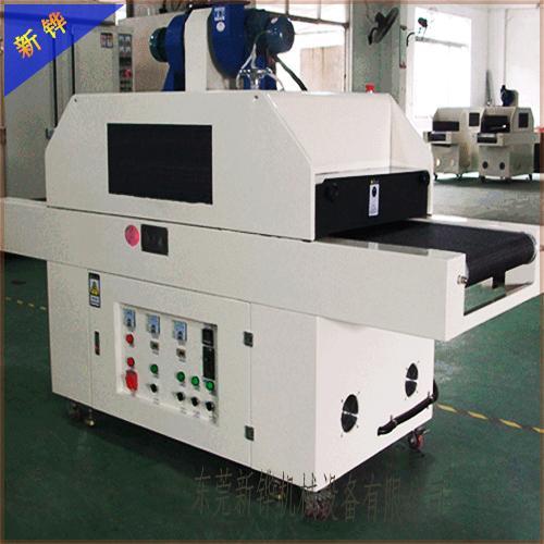 精密双辊涂布固化机、工业家具UV固化机