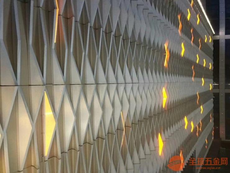 墙身弧形铝方通现在订购优惠多多
