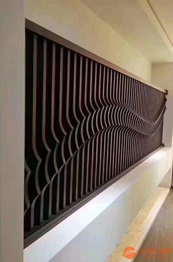 弧形铝方通单价怎么计算