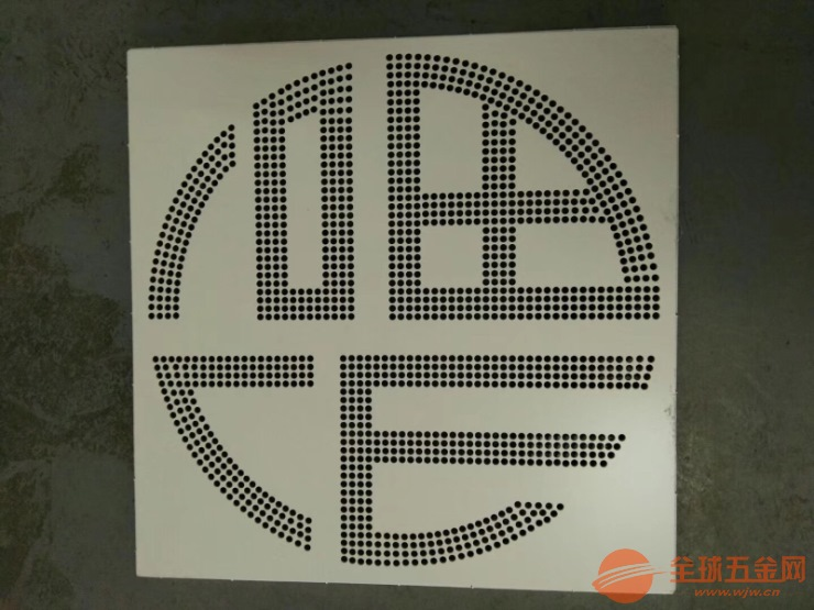 福字镂空雕刻图案铝单板质量上乘品种齐全