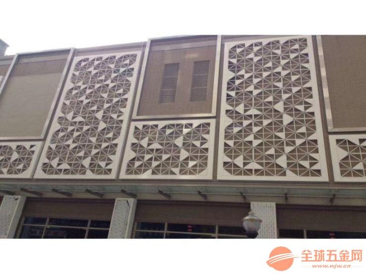 出厂直销门面装饰雕刻铝单板质优价实