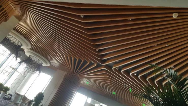 常德大厅装饰铝方通大量现货质量稳定