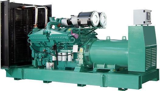 宁波1500KW康明斯柴油发电机组