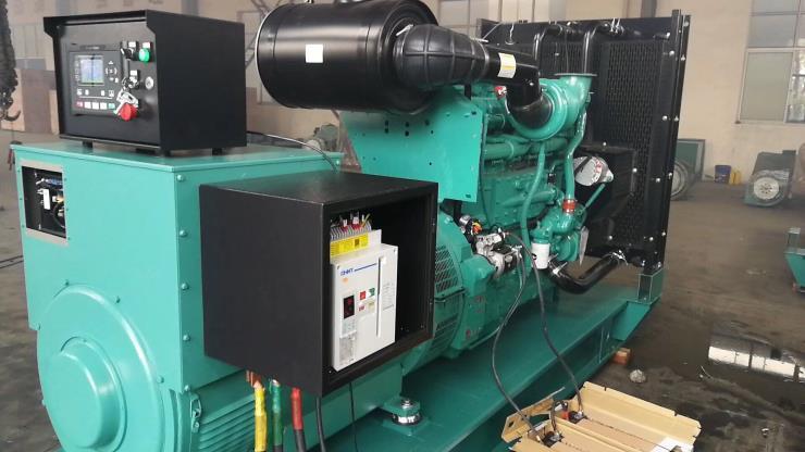 宁波120KW康明斯集装箱发电机组