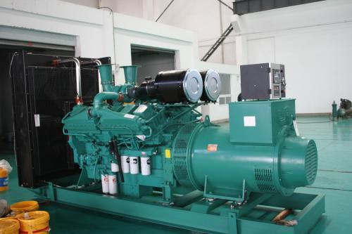 杭州200KW康明斯集装箱发电机组