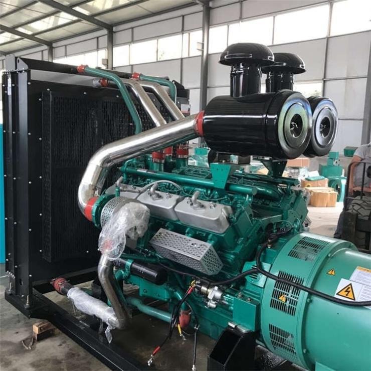浙江250KW上海乾能静音柴油发电机组价格
