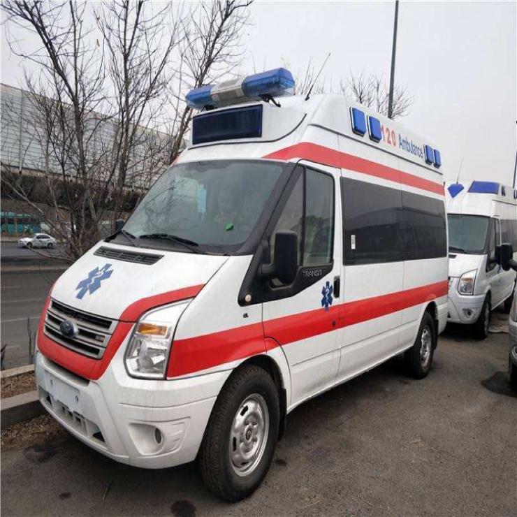 貴港私人救護車出租聯系