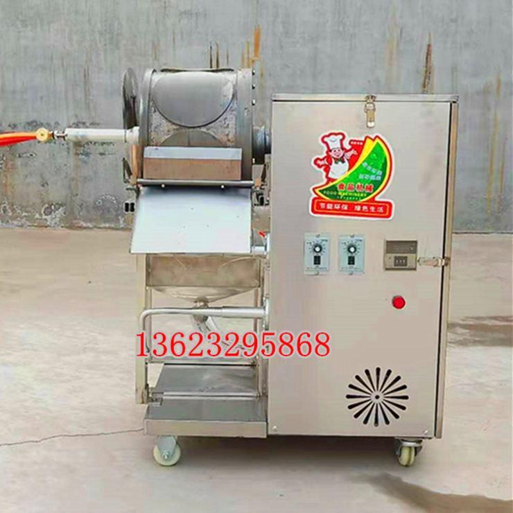 筋饼机新型荷叶饼机行情