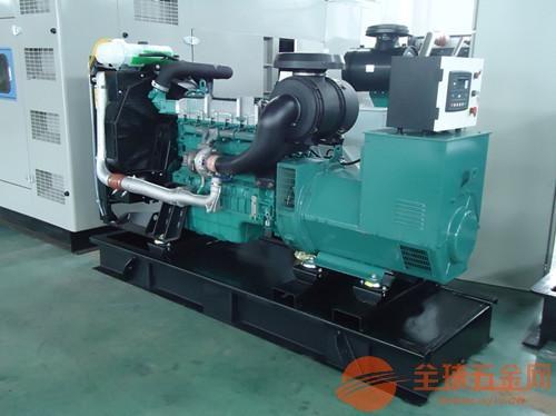 杭州200KW沃尔沃发电机组维修价格