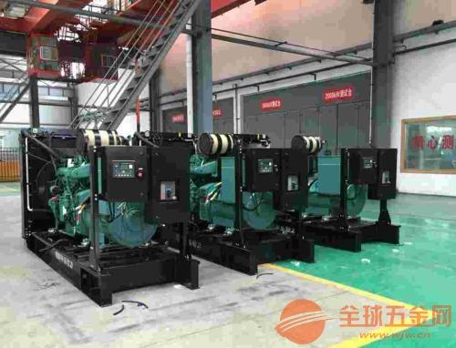 宁波80千瓦沃尔沃柴油发电机维修价格