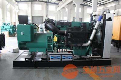 绍兴120千瓦沃尔沃柴油发电机组常规保养