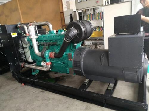 宁波1000KW上海乾能柴油发电机组价格