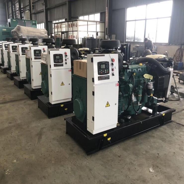 200KW沃尔沃发电机组厂家直销