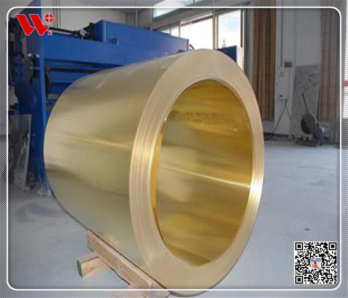 寧德ZCuPb10Sn10鉛青銅高純度銅管