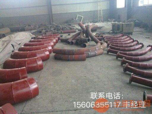 專供山西陽泉耐磨陶瓷內襯管道