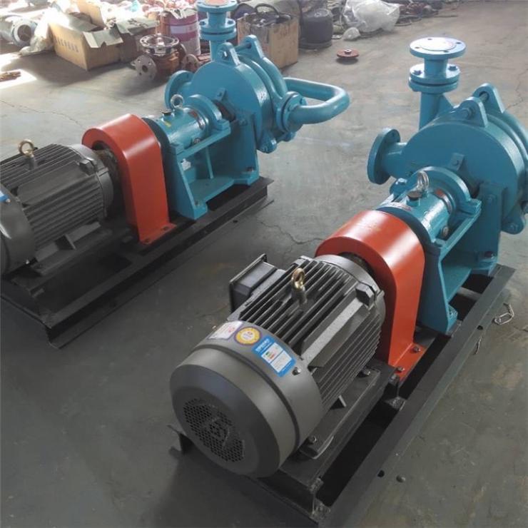 从化区65ZJE-II浮选机入料泵生产厂家