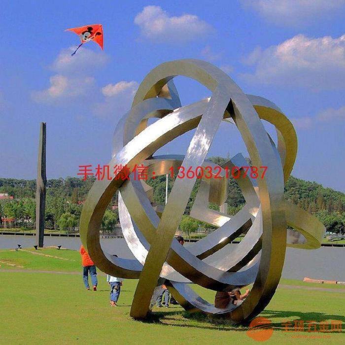 不锈钢景观雕塑 宁夏不锈钢雕塑制作厂家