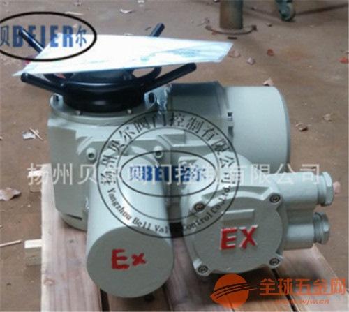 ZB30防爆阀门电动装置 安全 可靠 放心