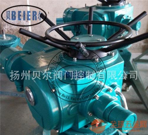 推力型 插板阀Z60阀门电动执行机构