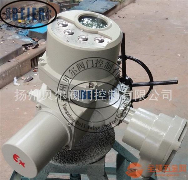 一体化防爆阀门电动装置Q90 规格报价