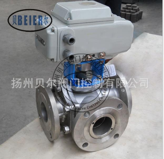 电动不锈钢球阀 Q947F-16P-100