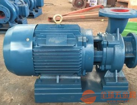 延津ISG125-315B离心泵进出口口径相同