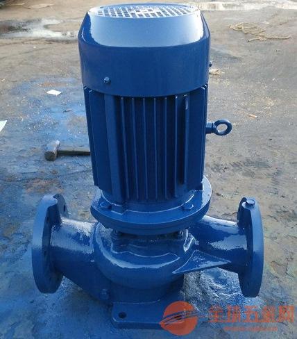 汉源ISG40-200I立式加压泵外形紧凑美观